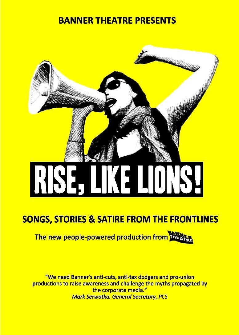 Rise, Like Lions!